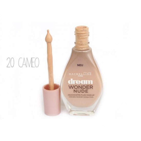 Maybelline Dream Wonder Nude Foundation - 20 Cameo