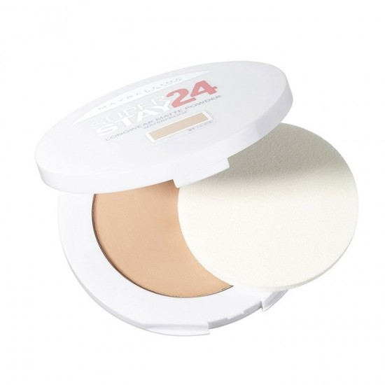 Maybelline Superstay 24Hr Matte Powder - 21 Nude