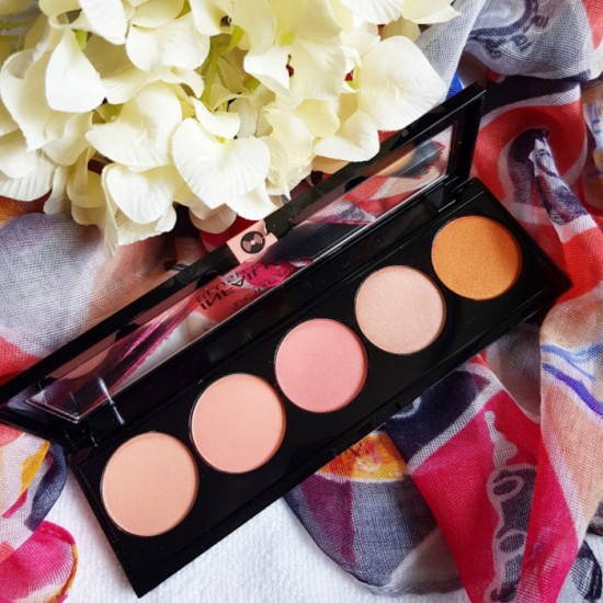 L'Oreal Infallible Blush Paint Palette - Ambers