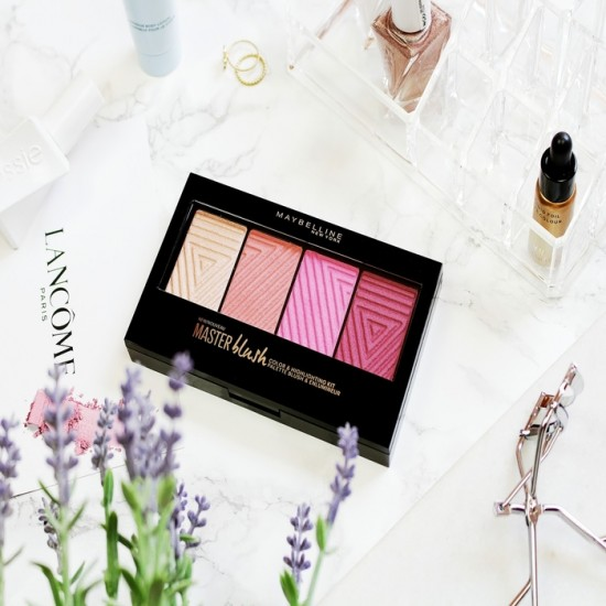 Maybelline Master Blush Color & Highlighting Blush Palette