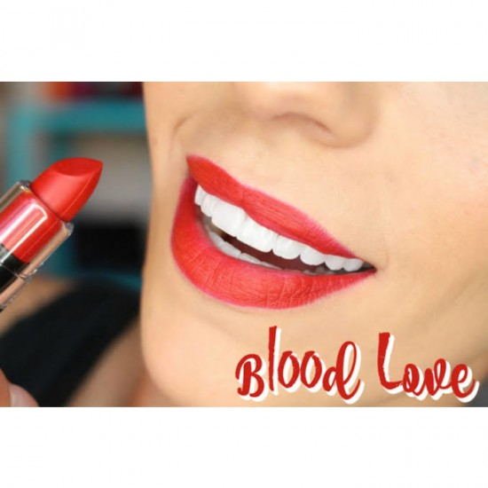 NYX Matte Lipstick - 11 Blood Love