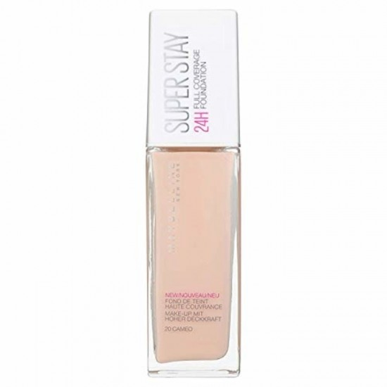 Maybelline Superstay 24Hr Foundation - 20 Cameo