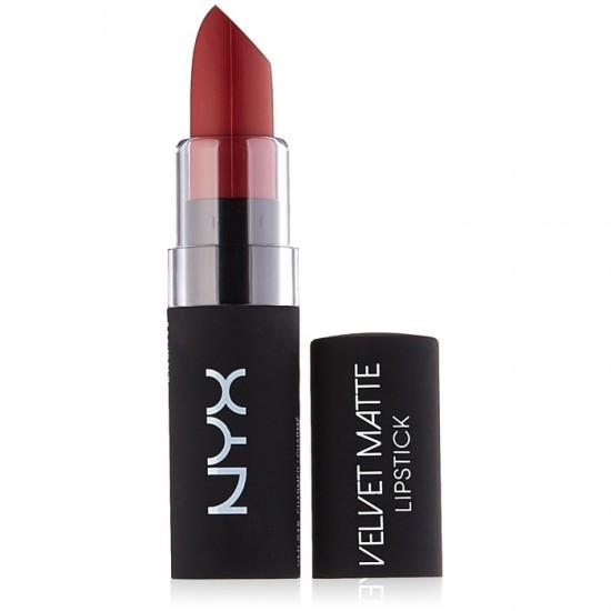 NYX Matte Lipstick - Charmed