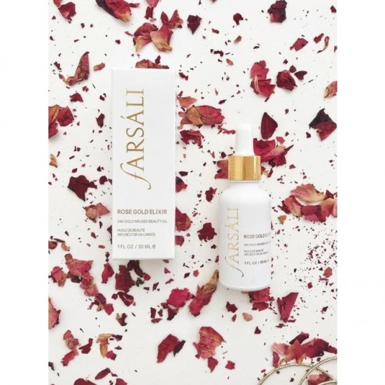 Farsali Rose Gold Elixir Serum - 30ml