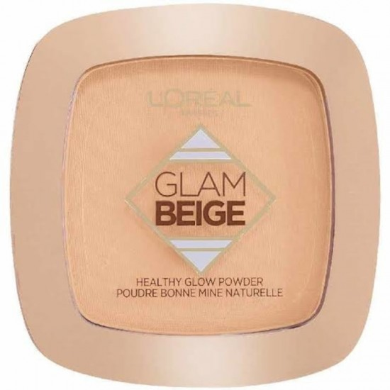 L'Oreal Glam Beige Healthy Glow Powder - 20 Light