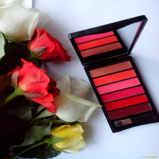 L'Oreal Color Riche La Palette - Glam