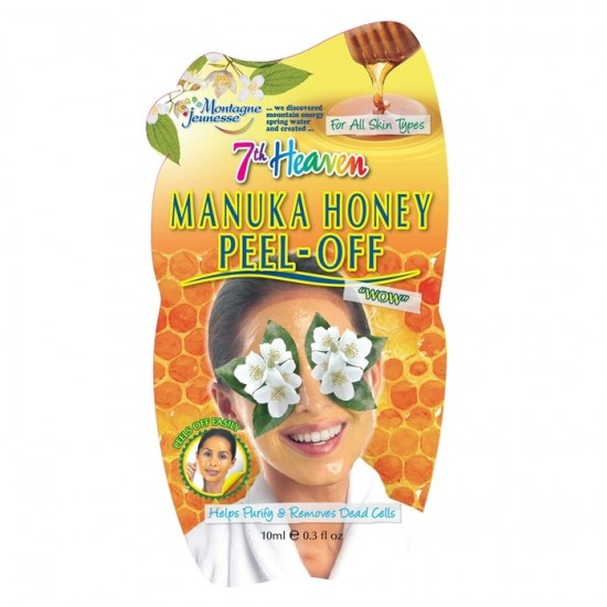 7th Heaven Montaganese Manuka Honey Peel Off Mask For All Skin Types