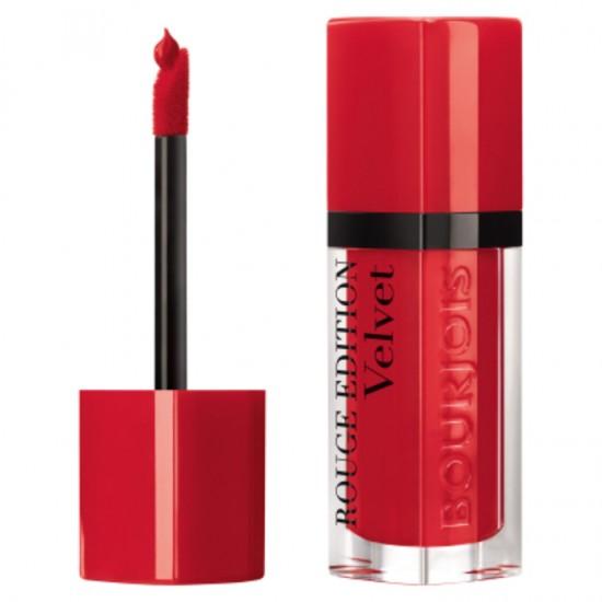 Bourjois Rouge Edition Velvet Lipstick - 18 It's Redding Men