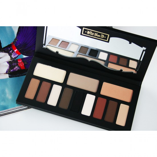 Kat Von D Shade + Light Eye Contour Palette - Matte