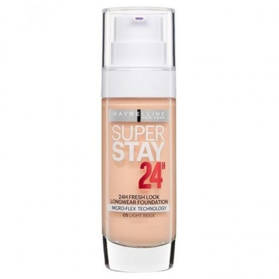 Maybelline Superstay 24Hr Foundation - 05 Light Beige