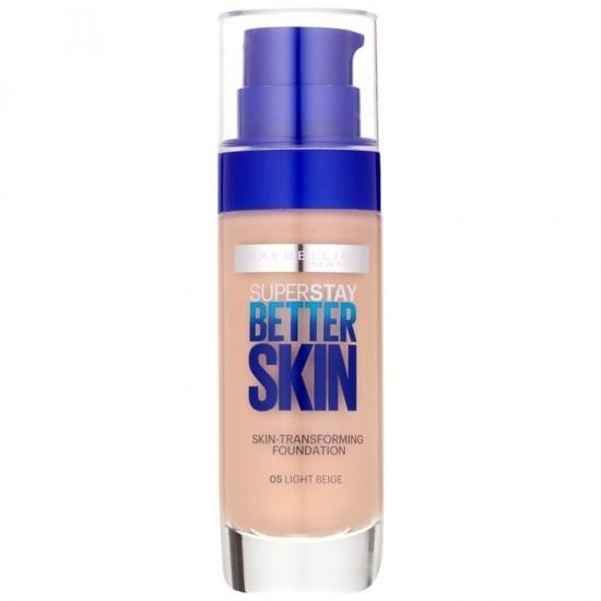 Maybelline Superstay Better Skin Foundation - 05 Light Beige