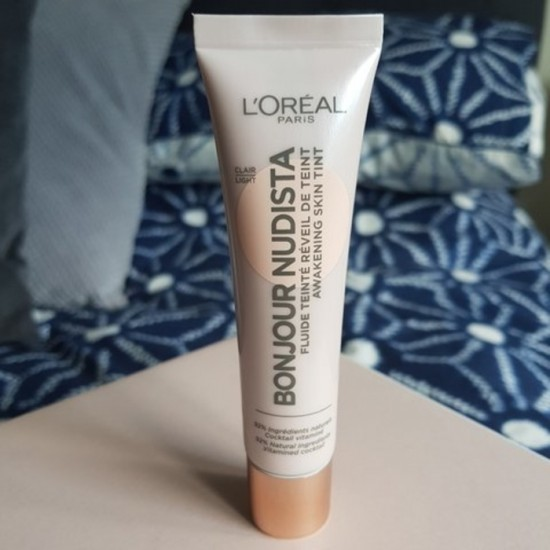 L'Oreal Bonjour Nudista Skin BB Cream - Light 30 ml