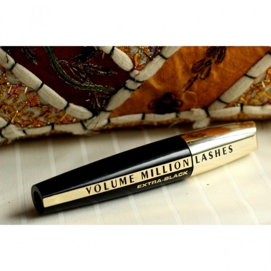 L'Oreal Volume Million Lashes Mascara - Extra Black