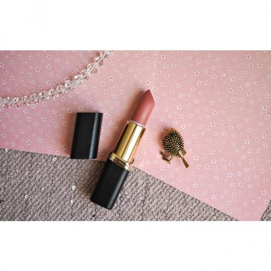 L'Oreal Color Riche Matte Lipstick - 633 Moka Chic