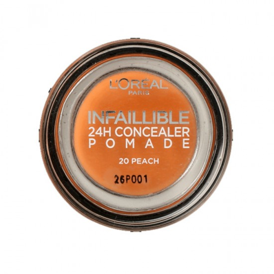 L'Oreal Infallible 24Hr Concealer Pomade - 20 Peach