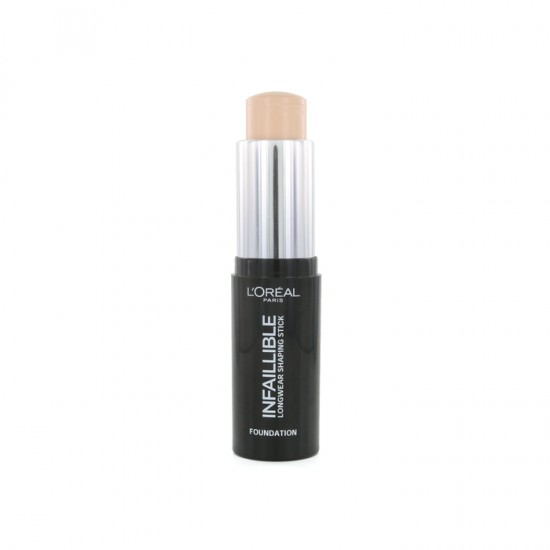 L'Oreal Infallible Shaping Stick Foundation - 080 Porcelain