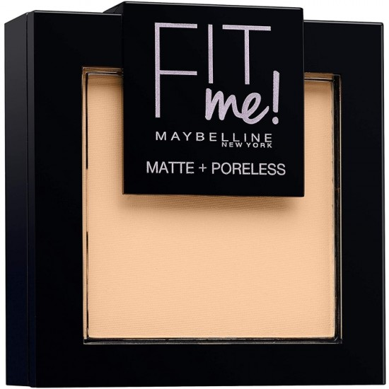 Maybelline Fit Me Matte and Poreless Powder - 102 Fair Ivory