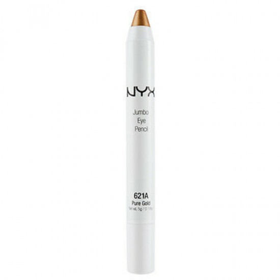 NYX Jumbo Eye Pencil - Pure Gold