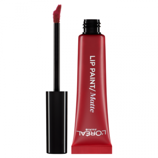 L'Oreal Lip Paint Matte - 205 Apocalypse Red