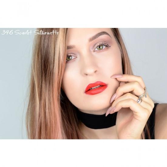 L'Oreal Color Riche Matte Lipstick - 346 Scarlet Silhouette