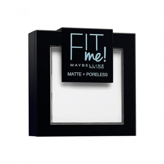 Maybelline Fit Me Matte and Poreless Powder - 090 Translucent