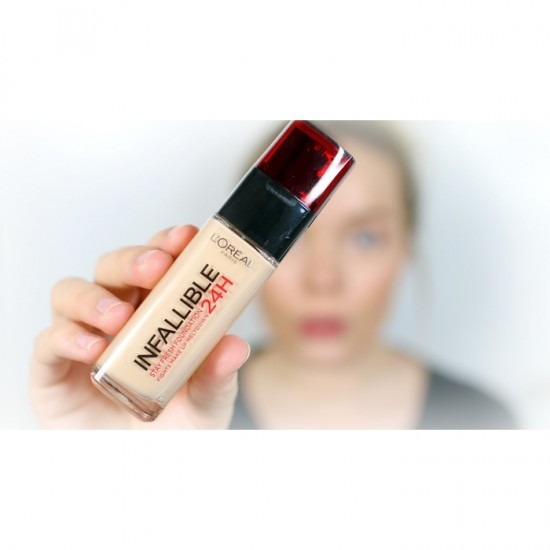 L'Oreal Infallible 24Hr Fresh Wear Foundation - 130 True Beige