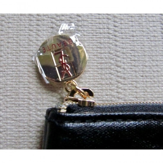 Yves Saint Laurent YSL Beaute Cosmetic Bag