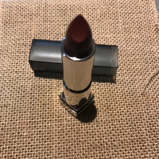 Maybelline Color Sensational Matte Lipstick - 978 Burgundy Blush