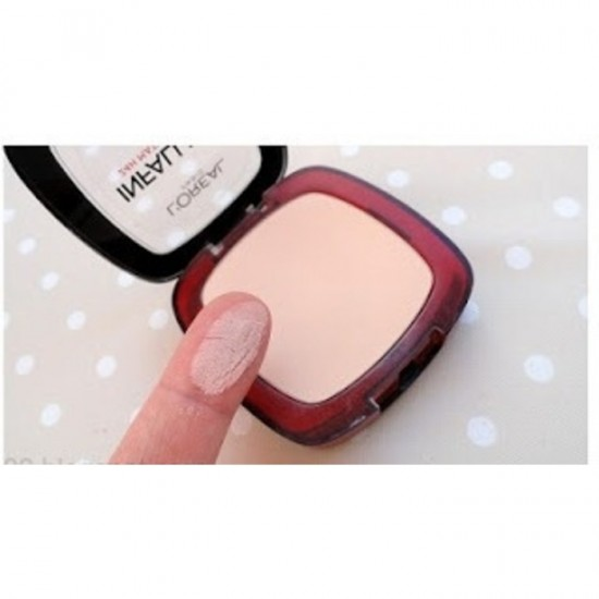 L'Oreal Infallible 24Hr Matte Powder - 123 Warm Vanilla