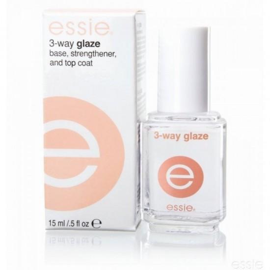 Essie 3 way glaze