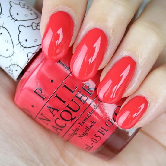 OPI Nail Color - 5 Apples Tall