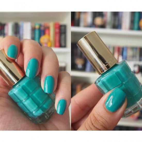 L'Oreal Color Riche Nail Polish A L'Huile - 770 Vert Epoque
