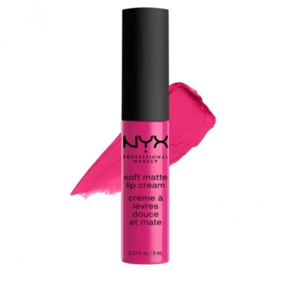 NYX Professional Makeup Soft Matte Lip Cream - 07 Addis Ababa