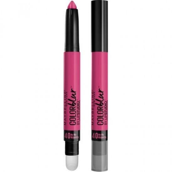 Maybelline Lip Studio Color Blur - 04 My-My Magenta