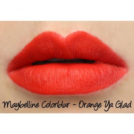 Maybelline Lip Studio Color Blur - 20 Orange Ya Glad