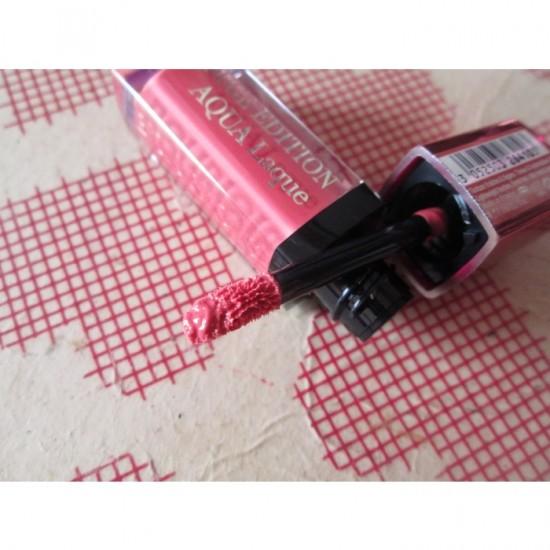 Bourjois Rouge Edition Aqua Laque Lipstick - 01 Appechissant