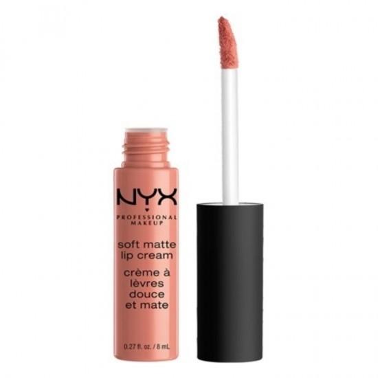NYX Professional Makeup Soft Matte Lip Cream - 02 Stockholm