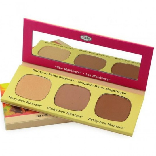 The Balm Story Bahama Mama Three In One Contour Palette