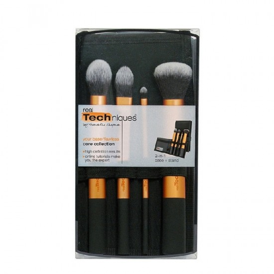 Real Techniques Base Core Collection Brush Set