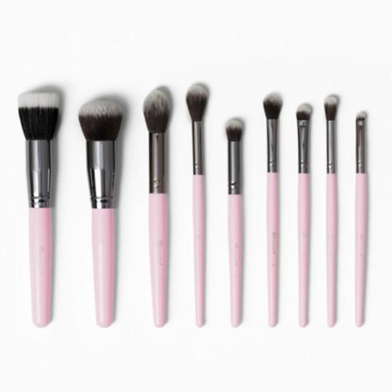 BH Cosmetics X Ms Bella - 9 Piece Brush Set