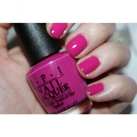 OPI Nail Color - The Berry Thought Of You