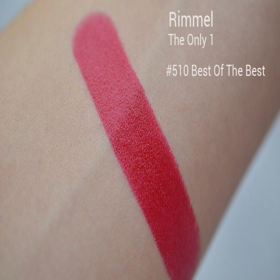 Rimmel The Only 1 Lipstick - 510 Best of the Best