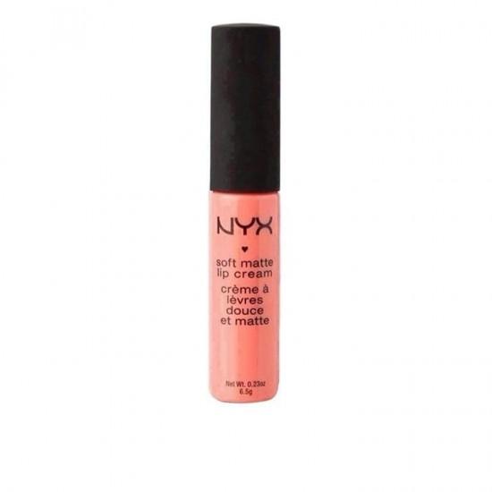 NYX Professional Makeup Soft Matte Lip Cream - 12 Buenos Aires