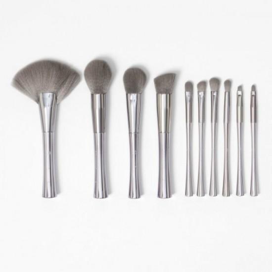 BH Cosmetics Smoke N Mirrors - 10 Piece Brush Set