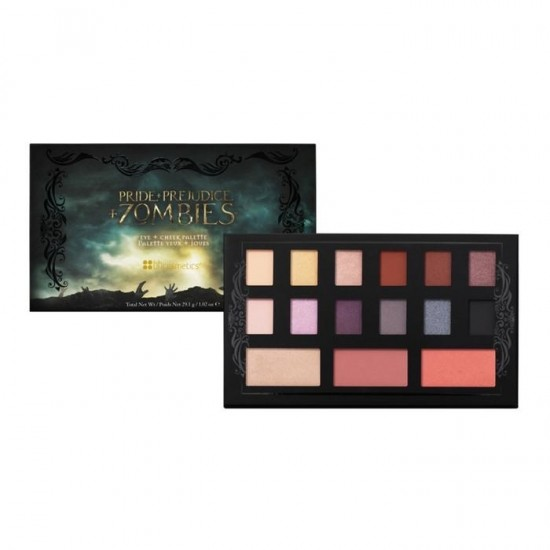 BH Cosmetics Pride and Prejudice - Zombies Eye and Cheek Palette