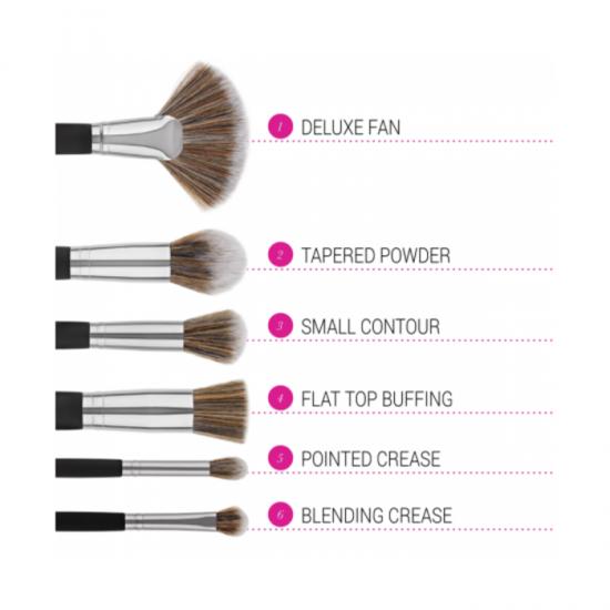 BH Cosmetics - Studio Pro 13 Piece Brush Set