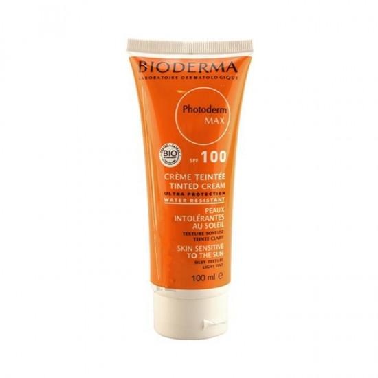 Bioderma Photoderm Max SPF 100 Tinted Cream Ultra Protection 100 ml - Light