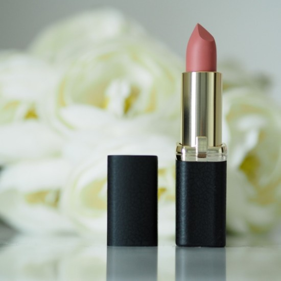 L'Oreal Color Riche Matte Lipstick - 103 Blush In A Rush