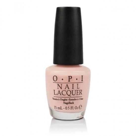 OPI Nail Color - Bubble Bath