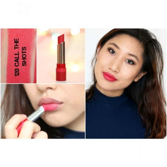 Rimmel The Only 1 Matte Lipstick - 120 Call The Shots